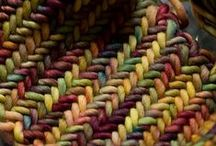 Wool: knitting and crochet / by Heather Vaughan-Southard