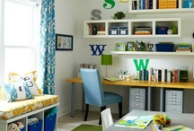 Home office / by Taryn Stinson