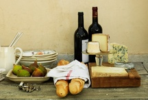 Food: Around the World in Food!  / by Irene Kusters Berney