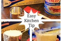Food: Kitchen Tips / by Irene Kusters Berney