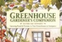 DESIGN: Greenhouses and More / by Irene Kusters Berney