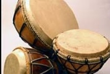 ART: Drums and Drum Making / by Irene Kusters Berney