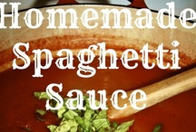 Food: Sauces/Salsa/Dressings and Dips / by Irene Kusters Berney