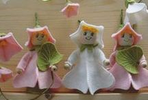 Dolls / by Eileen Powers-Twichell