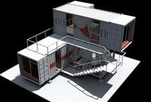 Shipping Containers / by Jonny Travels