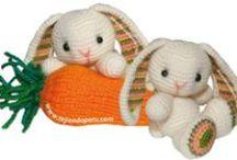 Pascua (Easter) / Especiales para regalaresta Pascua!! / by Tejiendo Perú