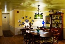 Scarborough Fair B&B / Built in 1801, Scarborough Fair is one of the earliest structures in the area. Despite our close proximity to downtown and many tourist attractions, we are a quiet and relaxing retreat. Nearby Federal Hill Park has a panoramic view of the harbor and neighborhood boutiques, galleries and bistros provide options for dining and shopping in addition to the Charm City experience.  / by Scarborough Fair Bed & Breakfast