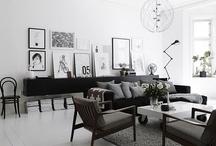 Decoration Black&White / by Emmanuel REZE
