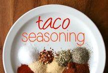Sauces & Seasonings / by Judy Bader