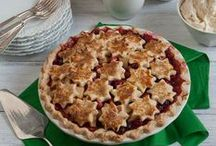 """Gluten Free Deserts / All the delicious deserts from my blog and others! My recipes aren't good for just """"gluten free"""", they're just good period!  / by Carol Kicinski"""