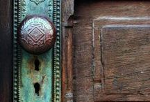 Windows & Doors ❤ / by Olav Jules Cat Sandstrom