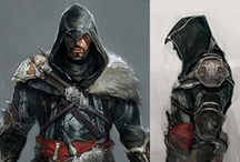 Concept Art | Characters | Humans / by Sherif Habashi