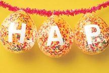 Birthday Party Ideas / by Kristi Brabec