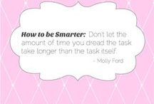 Smart Pretty and Awkward Quotes / Quotes from www.smartprettyandawkward.com  / by Molly Ford / Smart, Pretty & Awkward