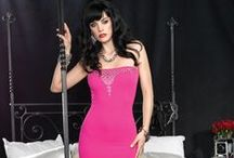 Leg Avenue Mini Madness / Mini dresses for bedtime fun or just a sexy night out / by Leg Avenue