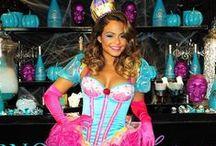 Celebrities in Costume / Celebrities love Halloween too!  / by Leg Avenue