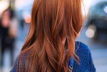 COPPER A PALETTE FOR RED HEADS AND TAWNY  BRUNETTES / COLORS THAT ARE GREAT ON RED HEADS AND TAWNY BRUNETTES  / by George Brescia