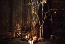winter wedding wunderbar / ideas for my little sister. / by Lynn-Anne Bruns