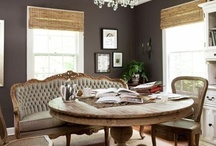 b client formal living and dining / by Lynn-Anne Bruns