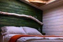 i'd sleep here. / fab bedrooms / by Lynn-Anne Bruns