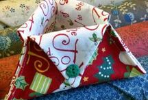Fabric Scraps Craft / by DeeDee J