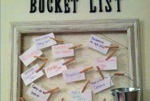1,001 things to do before I die / by Maddie Vanhoozer