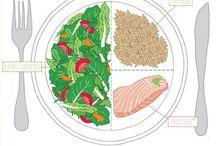 Eat healthy. / by Cassie Mulder