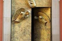 portes et fenêtres / by Agnes Richard