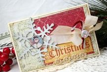 Cards- Christmas and tags / by DeeDee J