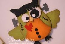 Stampin Up Owl Punch / by DeeDee J