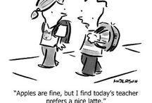 Teacher Talk / by Rebekah Jacobson