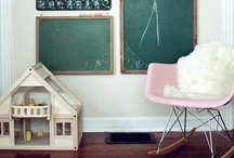 kids room / bedroom inspiration for toddlers / by Jonelle Maira
