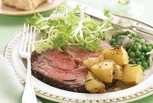 Main Course Recipes. / Whats for dinner? Here are some fantastic looking main course recipes. / by Helen Senesac