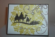 Cards(Christmas&winter) / Beautiful Christmas and Winter themed cards.  / by Helen Senesac