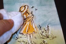 Card making tutorials& Ideas. / Inspiration for my card making hobby. / by Helen Senesac