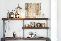 bar ideas / by Jonelle Maira