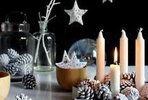 Christmas / christmas decor, recipes, drinks, etc. / by Jonelle Maira