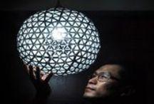 Lampak • lampadari • lamps / by Mariann Komlosi