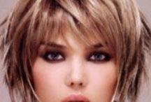 Favorite Hairstyles / by Sandi Olcott