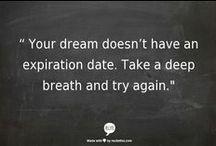 Inspiration / by UTA Career Development Center
