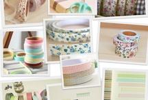 Fabric Tape Ideas / by ThePlaidBarn