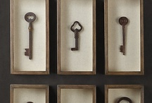 Skeleton Key Ideas  / by ThePlaidBarn