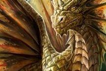Dragons / by Susan Wheeler