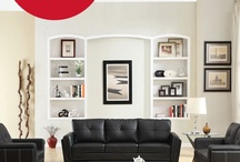 Overstock Dream Room - Pin It to Win It / Pin to Win your dream room from overstock.com / by Debbie @ Dog Pack Snacks