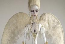 Dolls (Art) / by Barbara DeLisle