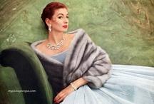 Fashion 50's- crinoline needed / by Barbara DeLisle
