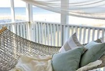 Hatteras Island Outdoor Sitting / by Outer Beaches Realty