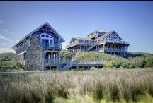 Buxton Vacation Rentals / Vacation rentals located in the Buxton village on Hatteras Island. / by Outer Beaches Realty