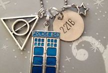 I'm Nerdy and I Know It / Harry Potter, Doctor Who, Sherlock, Supernatural, Marvel, DC, Star Wars, Etc... / by Kelly Scott