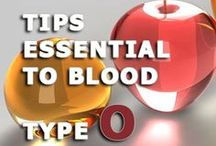 Blood TYPE O / by Stephanie Schmidt